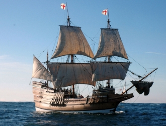 Mayflower_ship